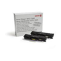 Тонер-картридж Xerox 106R02782 (2 шт. в упаковке)
