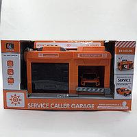 Игровой набор Гараж Сервисная станция CLM Engineering Caller Garage Подробнее: https://iqgra.com.ua/igrovoj-na