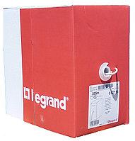 Кабель Legrand UTP 4 пары категории 5е, PVC, 305 м в коробке