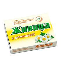 Живица жевательная «Алтайский Нектар» с ромашкой, 5шт по 0,8гр