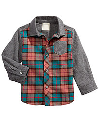 First Impressions Детская рубашка для мальчиков 2000000401379