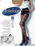 Active 40 колготки, Jolie Folie, castoro 4XL