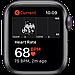 Watch SE, 40 мм, корпус из алюминия цвета «серый космос», спортивный ремешок чёрного цвета, фото 4