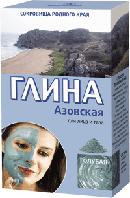 ФК 2401 Глина 100гр Мировая Голубая Азовская