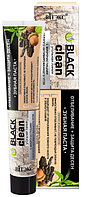 BV BLACK CLEAN Зубная паста Отбеливание+Защита десен (кора дуба) 85 гр