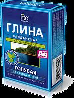 ФК 0302 Глина 100 гр Голубая Валдайская