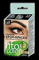 ФК 1211 Краска Д/БРОВ/РЕСН Fitocolor 1.0 Черный