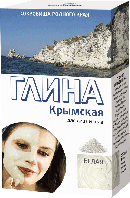 ФК 2406 Глина 100гр Мировая Белая Крымская