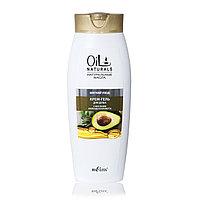 BV OIL NATURALS ШАМПУНЬ с маслами Авокадо и Кунжута 430 мл