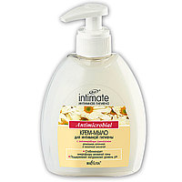 BV Intimate Крем-мыло д/интим гигиены антимикробное 300 мл