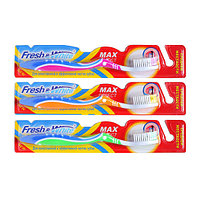 Fresh&White Зубная щетка MAX EFFECT (средняя жесткость)