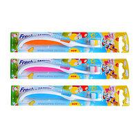 Fresh&White Детская зубная щетка CATS STEPS