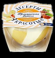 ФК 7815 Десерты Красоты Смягчающая пена для ванн «Французская ваниль» 220мл
