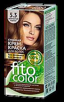ФК 4838 Стойкая крем-краска FitoColor 5.3 Золотистый Каштан