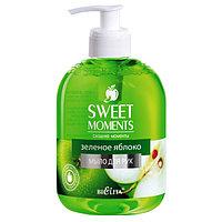 BV Sweet Moments Жидкое мыло Зеленое яблоко 500 мл