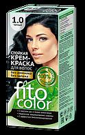 ФК 4820 Стойкая крем-краска FitoColor 1.0 Черный