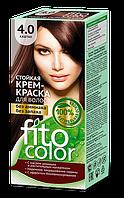 ФК 4823 Стойкая крем-краска FitoColor 4.0 Каштан