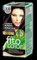 ФК 4821 Стойкая крем-краска FitoColor 3.0 Темный Каштан