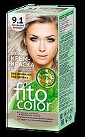 ФК 4831 Стойкая крем-краска FitoColor 9.1 Пепельный Блондин