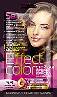 ФК 4914 Стойкая крем-краска Effect Color 5.3 Золотистый Каштан 50 мл