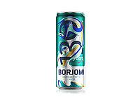 Вода питьевая минеральная Borjomi