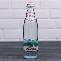 Вода питьевая минеральная Borjomi 0.5