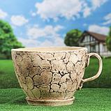 """Горшок для цветов """"Чашка"""" шамот, фото 3"""