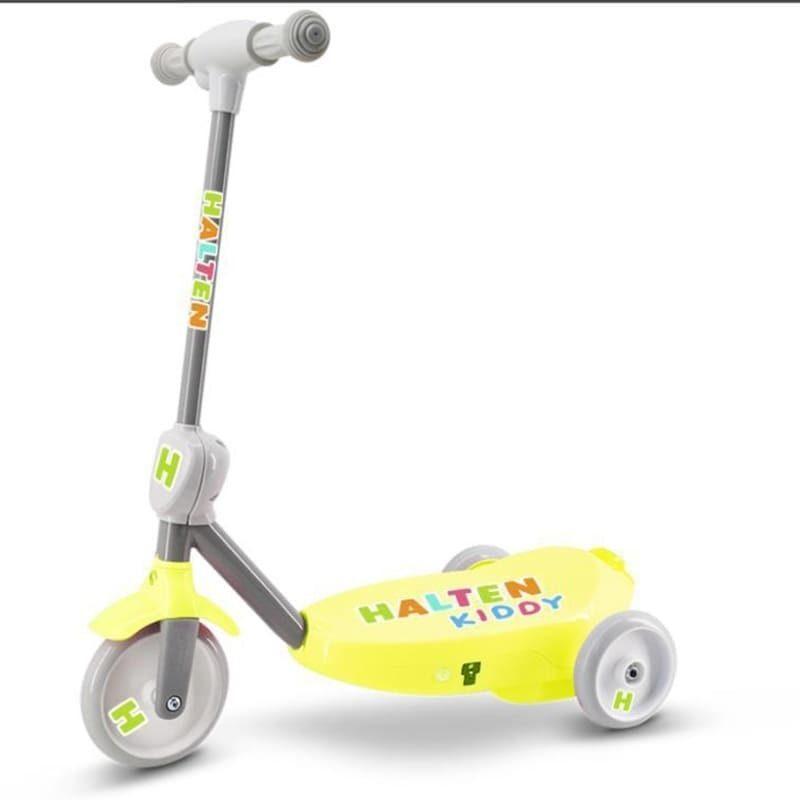 Детский электросамокат Halten Kiddy - фото 3