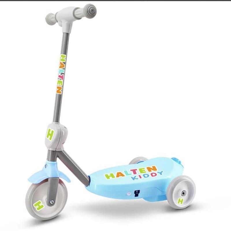 Детский электросамокат Halten Kiddy - фото 5