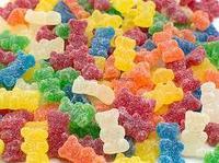 Большие мишки в сахаре 1 кг.