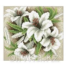 Набор алмазной вышивки «Садовые лилии»