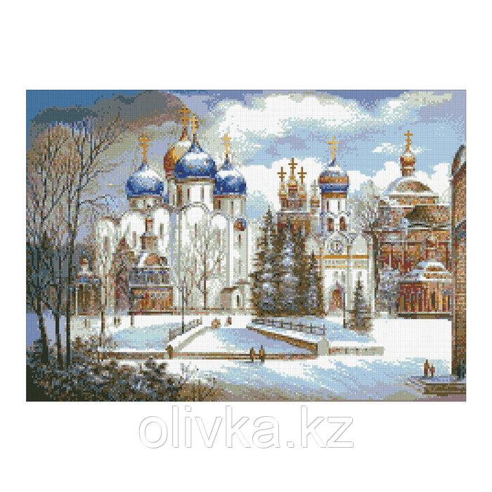 Набор алмазной вышивки «Русь православная»