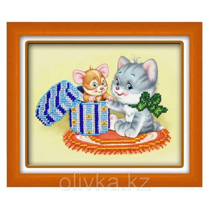 Набор для вышивки бисером «Сюрприз»