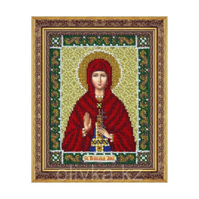 Набор для вышивки бисером «Святая Пророчица Анна»