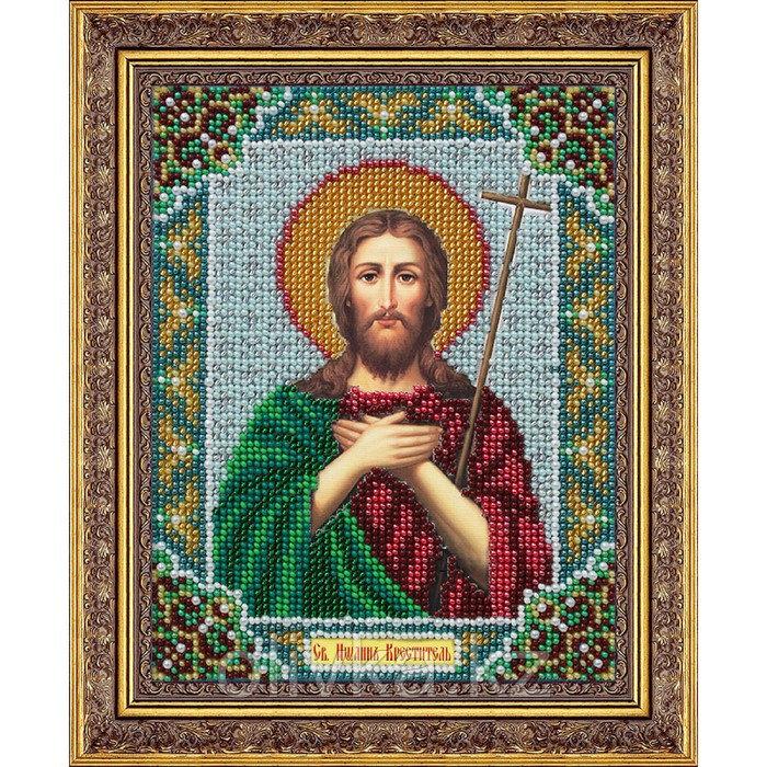 Набор для вышивки бисером «Святой Иоанн Креститель Предтеча»