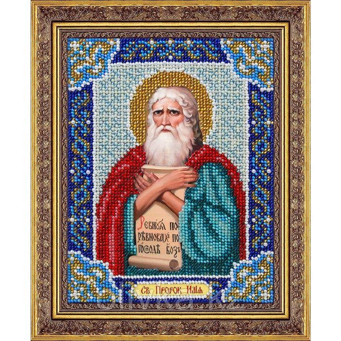 Набор для вышивки бисером «Святой Пророк Илья»