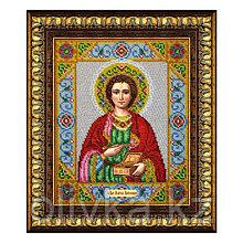 Набор для вышивки бисером «Святой Целитель Пантелеймон»
