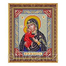 Набор для вышивки бисером «Пресвятая Богородица Феодоровская»