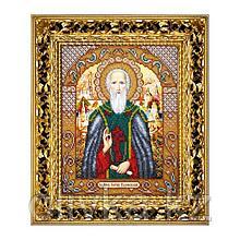 Набор для вышивки бисером «Святой преподобный Сергий Радонежский»