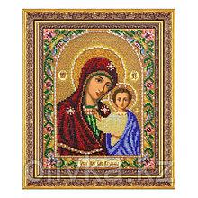 Набор для вышивки бисером «Богородица Казанская»