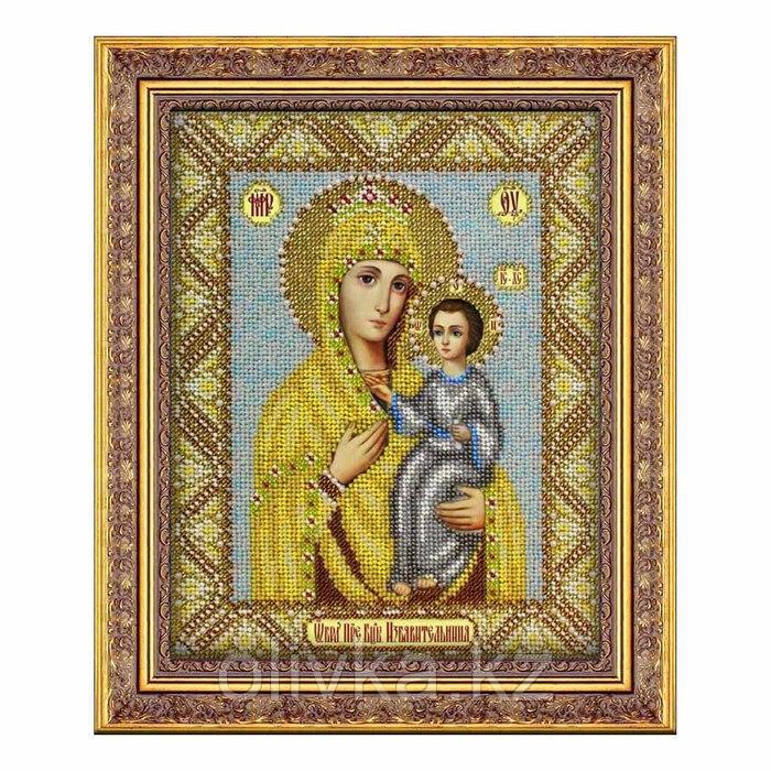 Набор для вышивки бисером «Богородица Избавительница»
