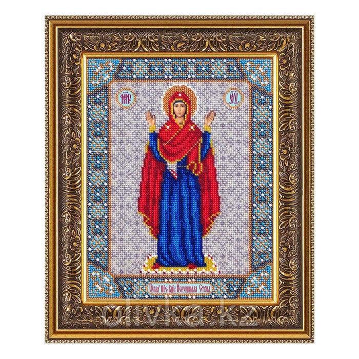 Набор для вышивки бисером «Богородица Нерушимая стена»