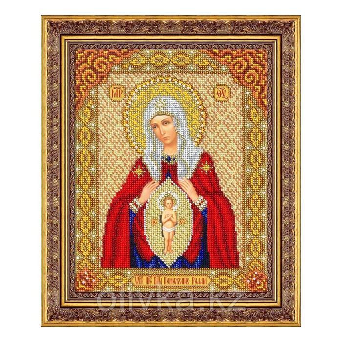 Набор для вышивки бисером «Пресвятая Богородица В родах помощница»