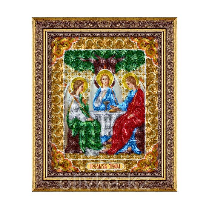 Набор для вышивки бисером «Святая Троица»