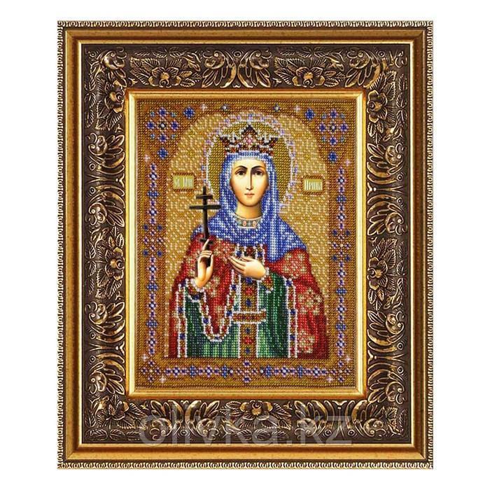 Набор для вышивки бисером «Святая мученица Ирина»