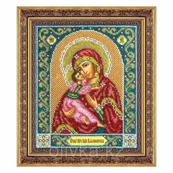 Набор для вышивки бисером «Богородица Владимирская»