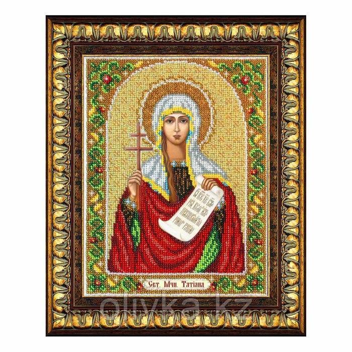 Набор для вышивки бисером «Святая мученица Татиана»