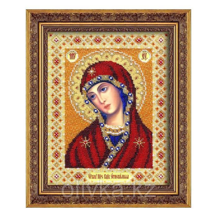 Набор для вышивки бисером «Богородица Огневидная»