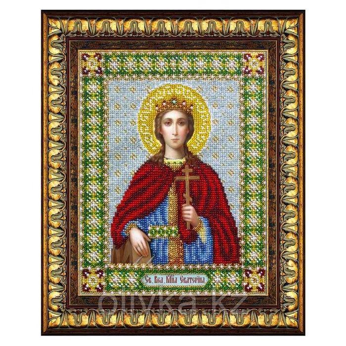 Набор для вышивки бисером «Святая великомученица Екатерина»
