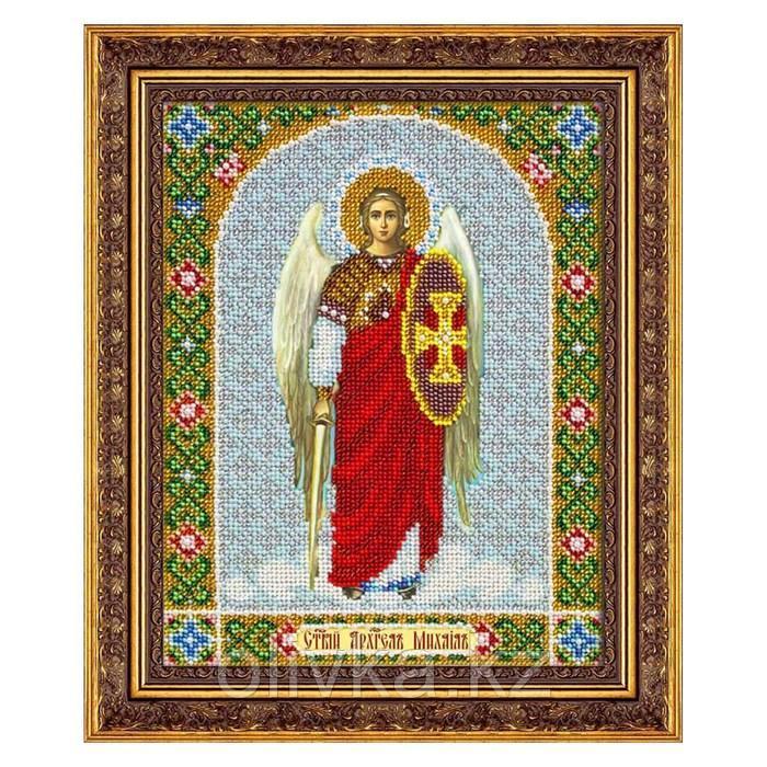 Набор для вышивки бисером «Святой Архангел Михаил»